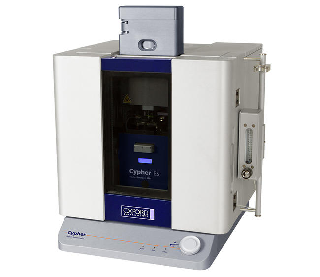 The Humidity Sensing Cell works with the Cypher ES, pictured here.