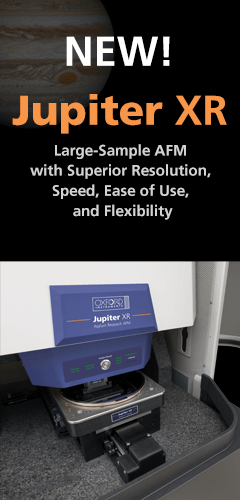 Jupiter XR large-sample AFM
